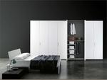 ефирни светли гардероби дизайн