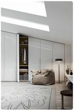 дизайнерски светли гардероби първокачествени