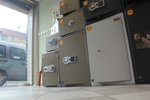Изработка на работни сейфове и за магазин за часовници по поръчка
