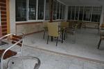 Устойчиви метални столове за кафенета