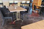 Маси и столове от изкуствен ратан