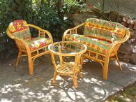 Ратанова мека мебел за дома и заведението Пловдив по-поръчка